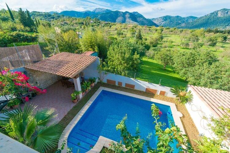 Vakantiehuizen Moscari-selva-Illes-Balears te huur Moscari-(selva),-Illes-Balears- ES-00032-15 met zwembad  met wifi te huur