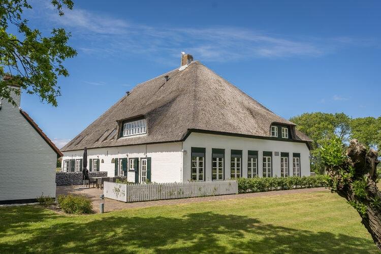 Boerderij Nederland, Wadden, De Cocksdorp Texel Boerderij NL-1795-43