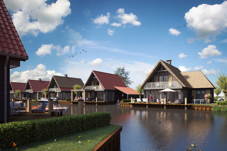 Villa Nederland, Overijssel, Ossenzijl Villa NL-8376-07