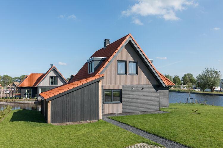 Villas Nederland | Overijssel | Villa te huur in Ossenzijl   met wifi 6 personen