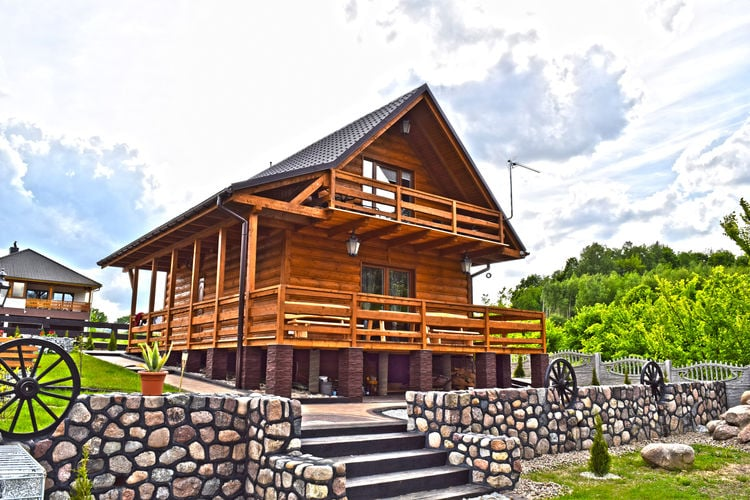 vakantiehuis Polen, lubu, Lubrza vakantiehuis PL-66218-01