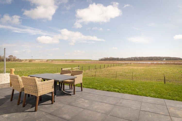 Bungalow  met wifi  WaddenBungalow Roggesloot A-8a