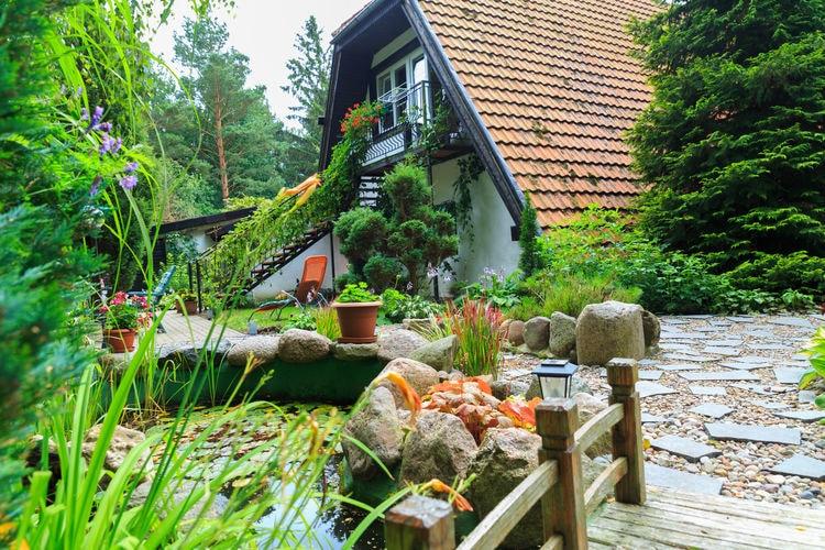 Vakantiehuizen Polen | Wepo | Vakantiehuis te huur in Darowo met zwembad  met wifi 4 personen