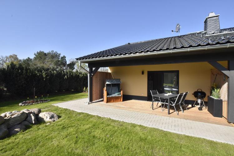 Vakantiehuizen Barnekow te huur Barnekow- DE-00029-35   met wifi te huur