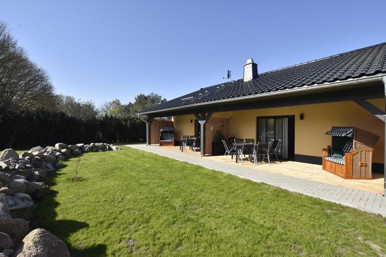 Vakantiehuis  met wifi  BarnekowSeeMöwe XL barrierefrei
