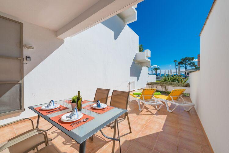 Vakantiehuizen Spanje | Mallorca | Vakantiehuis te huur in Puerto-De-Alcudia-Illes-Balears   met wifi 4 personen