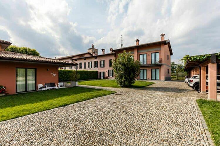 Appartement Italië, Italiaanse Meren, Cazzago San Martino Appartement IT-25046-02