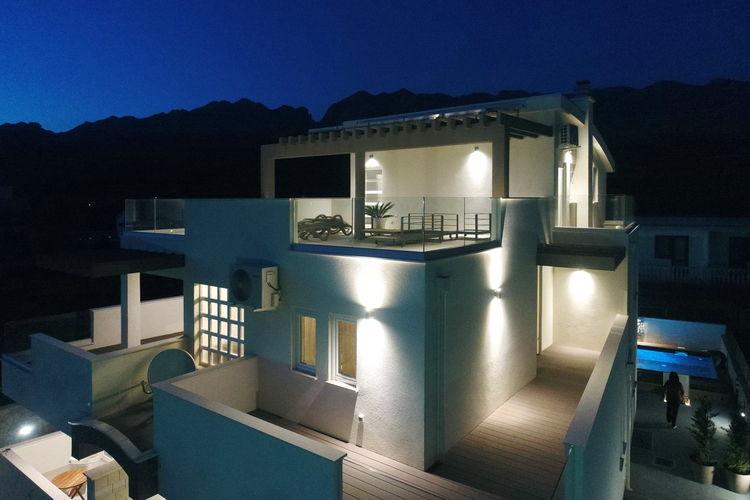 Villa Kroatië, Dalmatie, Seline Villa HR-23244-42