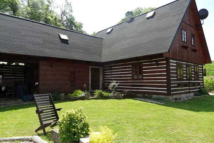 Tsjechie | Zuid-en-midden-Moravi | Vakantiehuis te huur in Dolni-Hede met zwembad  met wifi 10 personen
