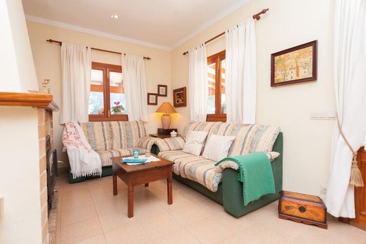Vakantiehuizen Spanje | Mallorca | Villa te huur in Lloseta-Illes-Balears met zwembad  met wifi 5 personen