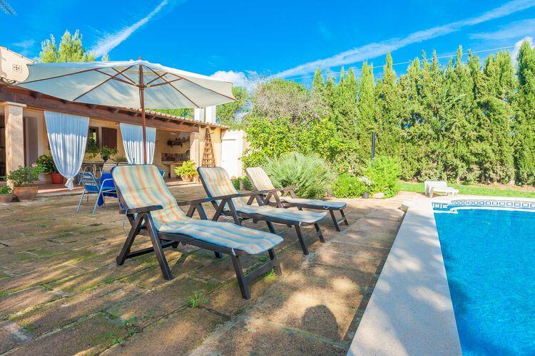 Villa Spanje, Mallorca, Lloseta, Illes Balears Villa ES-00032-58