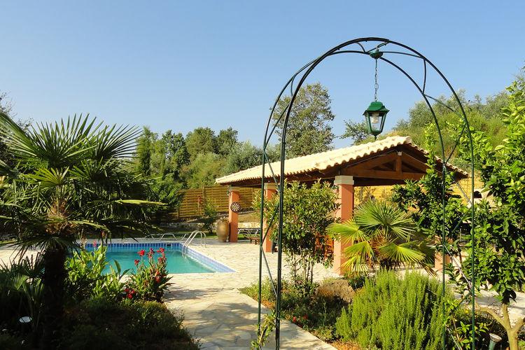 Villa Griekenland, Corfu, Poulades Villa GR-49083-12