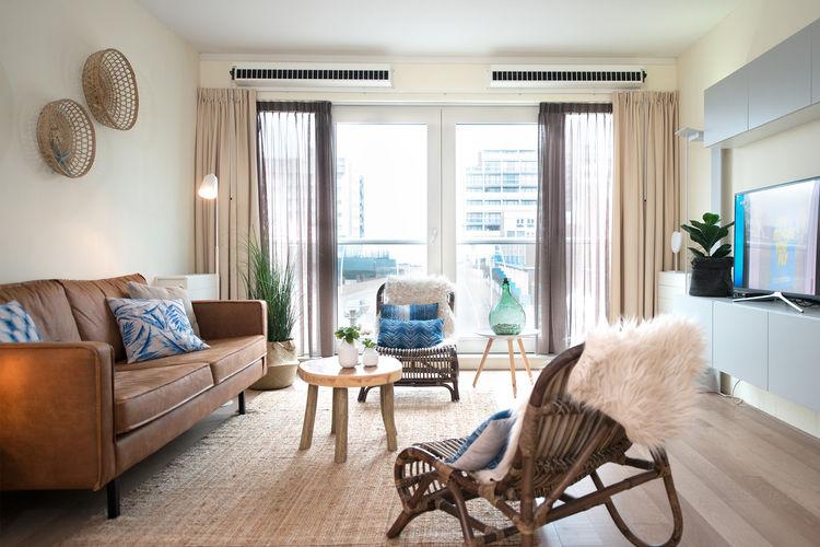 Appartement  met wifi  Zuid-HollandScheveningen aan Zee 2-10