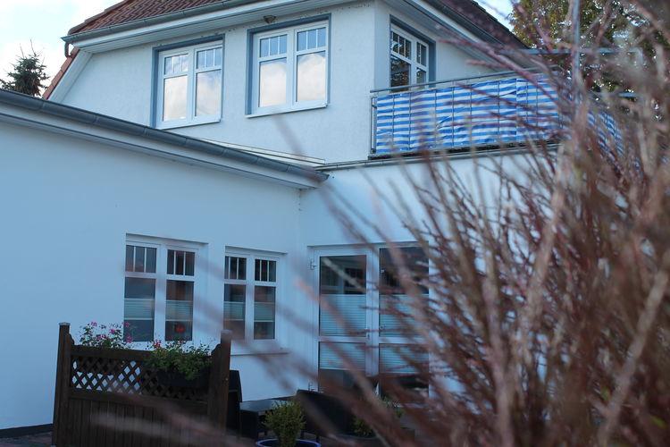 ebenerdiges Appartementhaus Kombi/ Terrassen Nienhagen Baltic Sea Region Germany