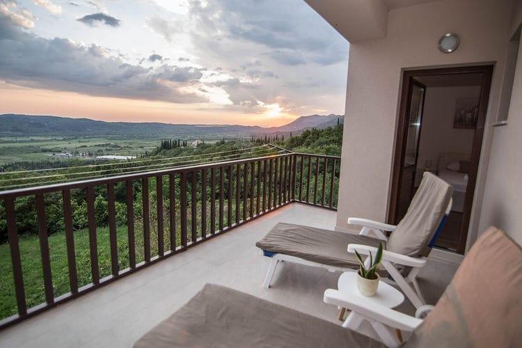 Appartement Kroatië, Dalmatie, Konavle region - Gruda Appartement HR-00017-49