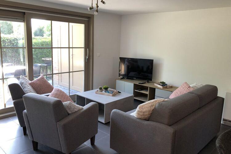 Vakantiehuizen Belgie | West-Vlaanderen | Vakantiehuis te huur in De-Panne   met wifi 4 personen