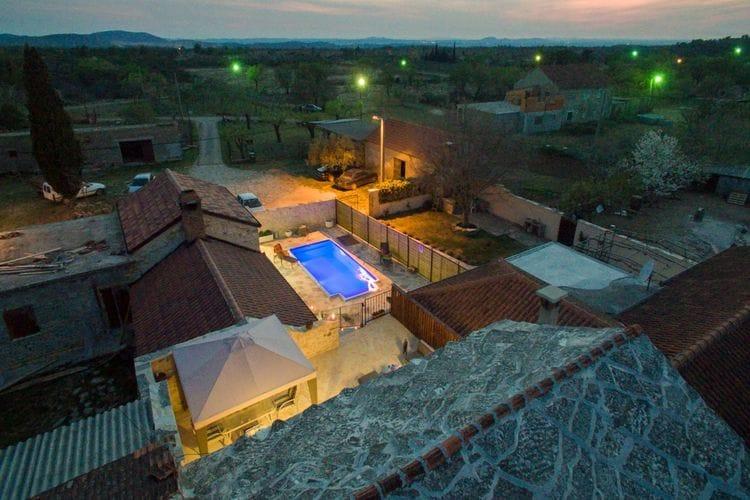 vakantiehuis Kroatië, Dalmatie, Benkovac vakantiehuis HR-00017-50