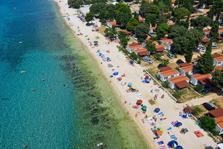 Appartement Kroatië, Dalmatie, Novalja Appartement HR-00017-51