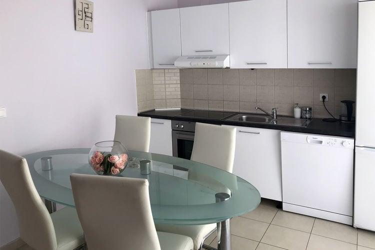 Appartement Kroatië, Dalmatie, Novalja Appartement HR-00017-54