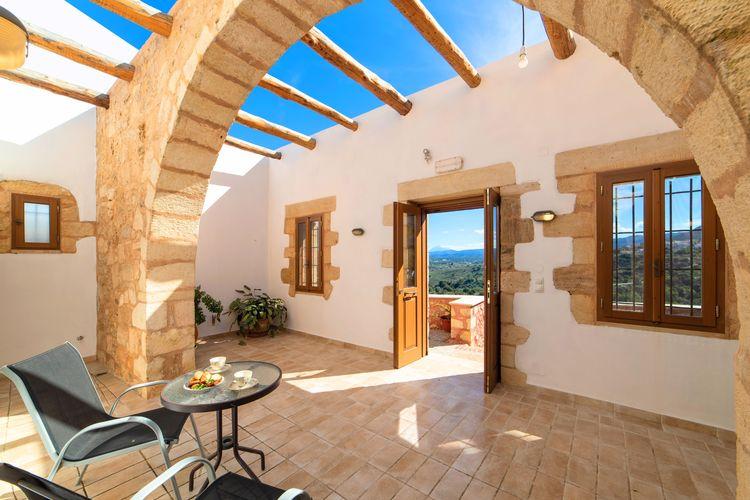 Villa Griekenland, kreta, Kastellos Villa GR-73007-25