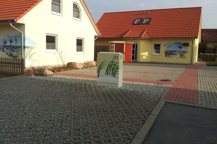 Vakantiehuis  met wifi  Boiensdorf  Ferienhäuser Boiensdorf am Salzhaff