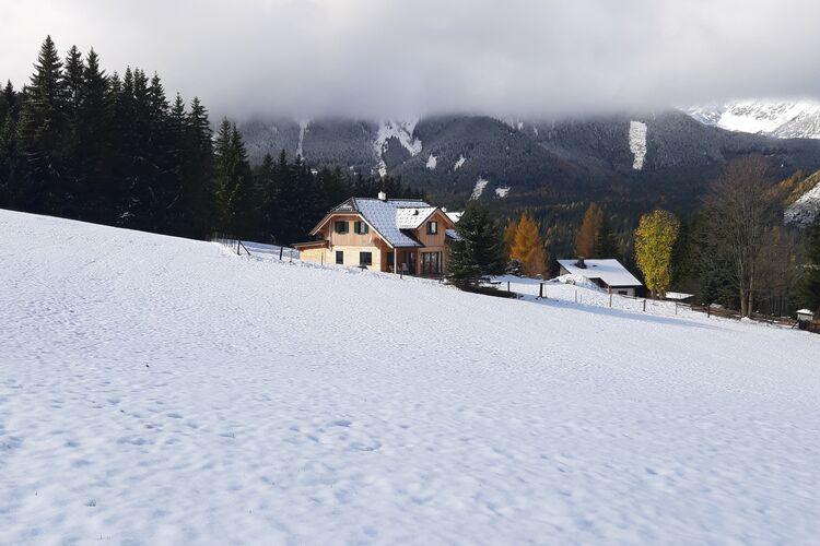 Chalet Oostenrijk, Steiermark, Hohentauern Chalet AT-8785-52