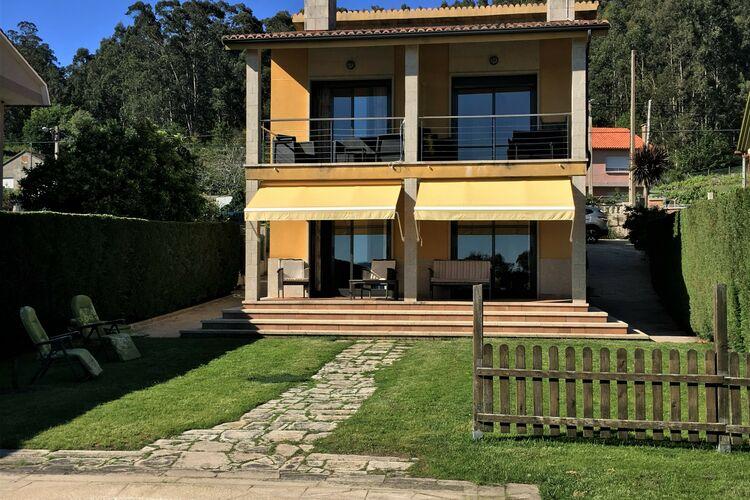 Villa met zwembad met wifi  Cangas do Morrazo  Prudencio