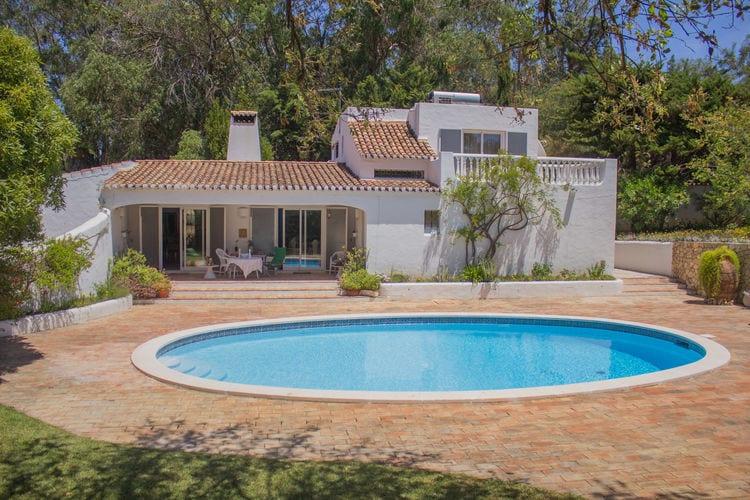 Portugal | Algarve | Villa te huur in Olhos-de-gua met zwembad  met wifi 8 personen