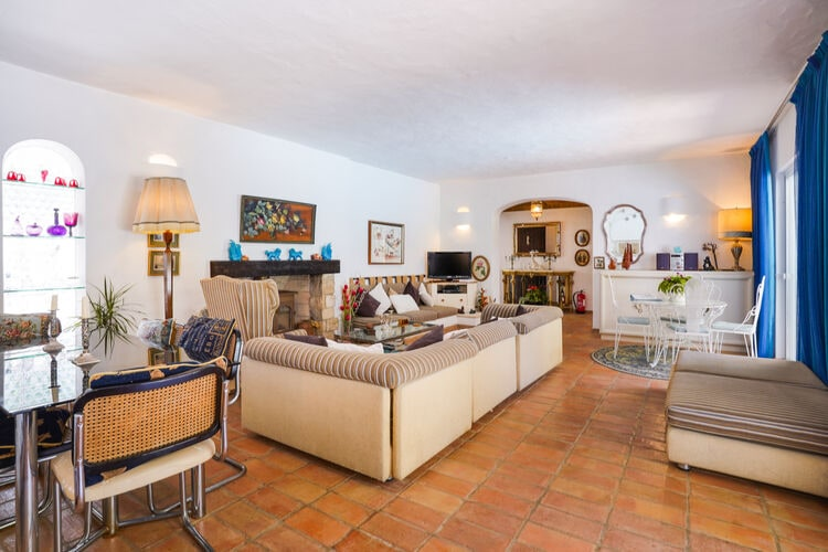 Villa Portugal, Algarve, Olhos de Água Villa PT-0005-82