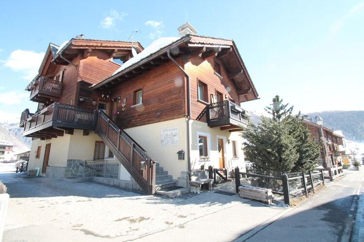 Vakantiehuizen Italie | Italiaanse-Meren | Vakantiehuis te huur in Livigno   met wifi 4 personen