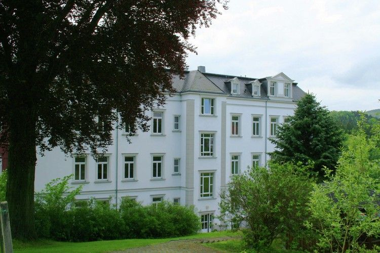 Villa Duitsland, Saksen, Grunhainichen-Borstendorf Villa DE-09579-07