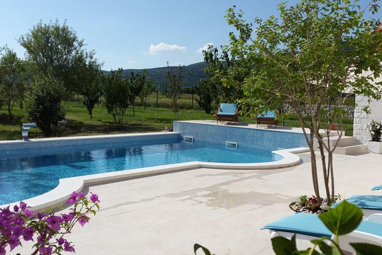 Villa Kroatië, Dalmatie, Neoric Villa HR-21247-02