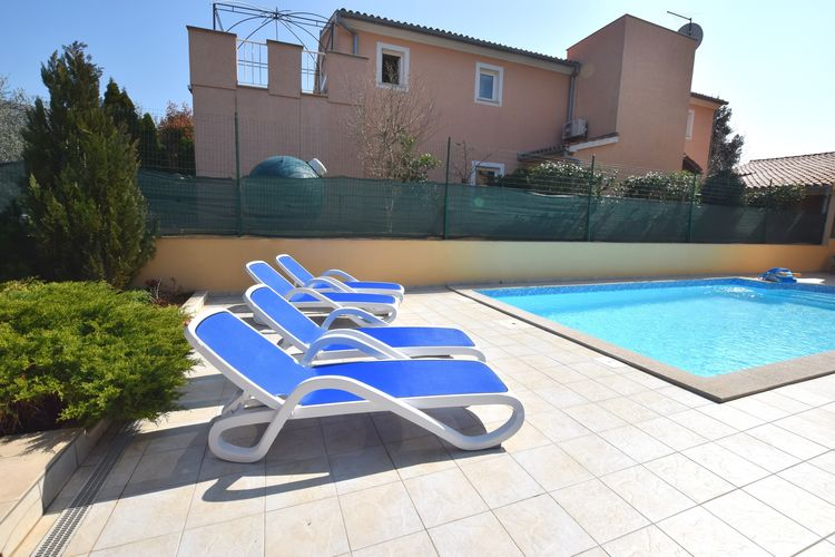 Appartement Kroatië, Istrie, VINKURAN Appartement HR-52203-175