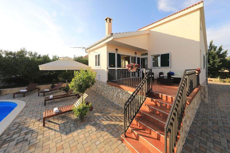 Villa Kroatië, Dalmatie, Polaca Villa HR-00017-69
