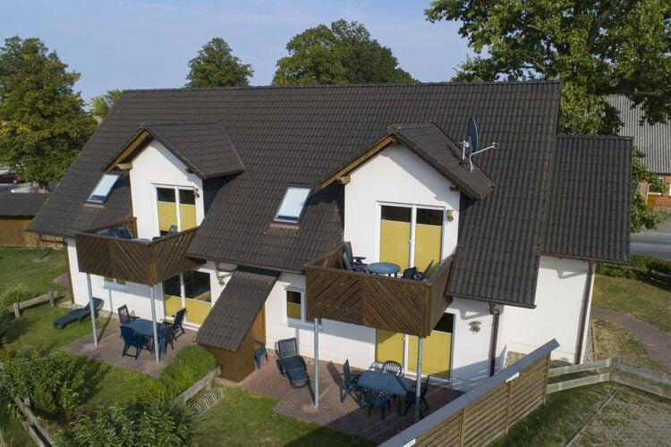 Appartement  met wifi  Hohenkirchen-OT-BeckerwitzHaus Bela - Anika im Erdgeschoss