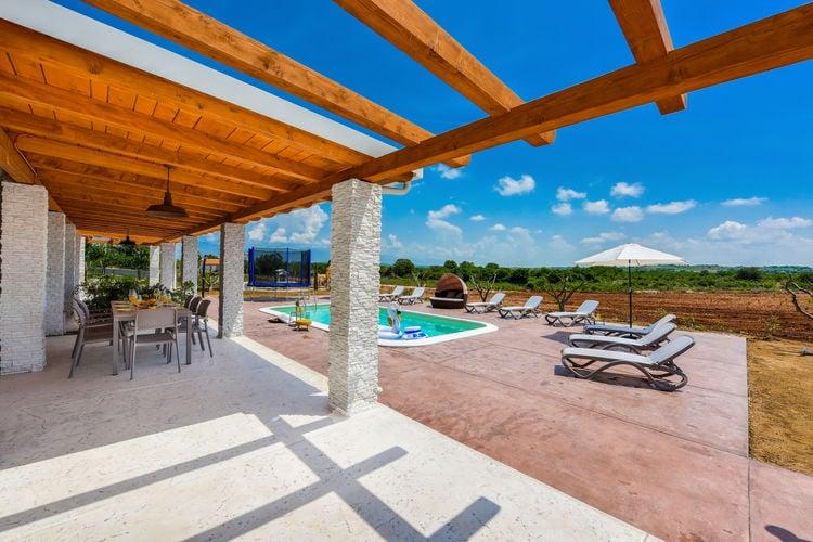 Villa Kroatië, Dalmatie, Nin Villa HR-23232-28