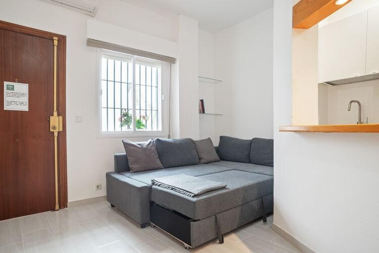 Appartement Spanje, Andalucia, Sevilla Appartement ES-41010-03