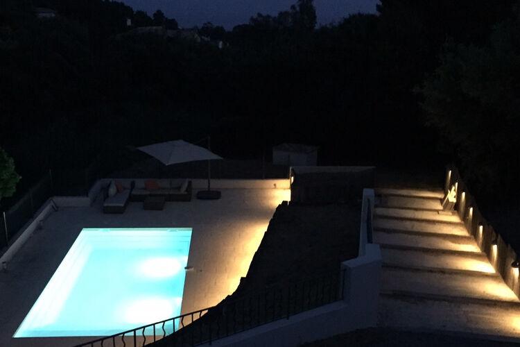vakantiehuis Frankrijk, Provence-alpes cote d azur, La Croix Valmer vakantiehuis FR-83420-30