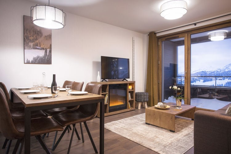 Appartement Frankrijk, Rhone-alpes, Hauteluce Appartement FR-73620-18