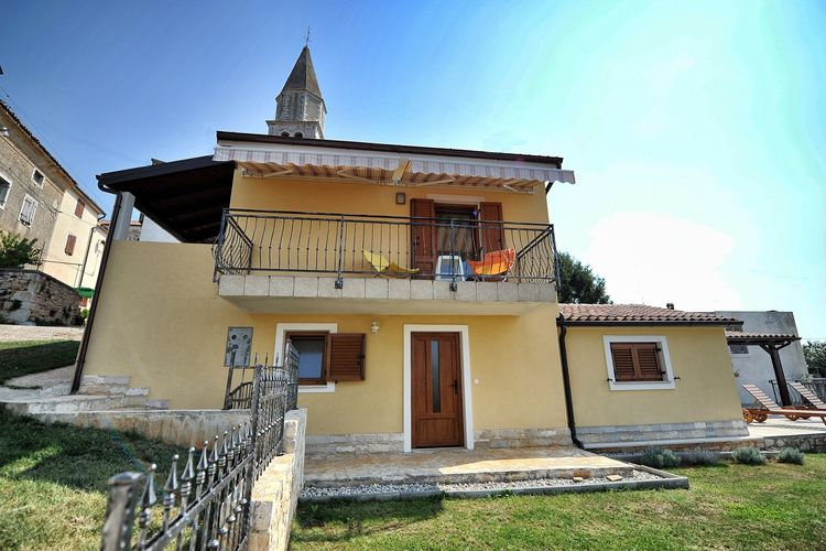vakantiehuis Kroatië, Istrie, Višnjan vakantiehuis HR-00017-76