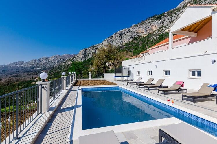 Villa Kroatië, Dalmatie, Gruda, Dubrovnik region Villa HR-00017-79