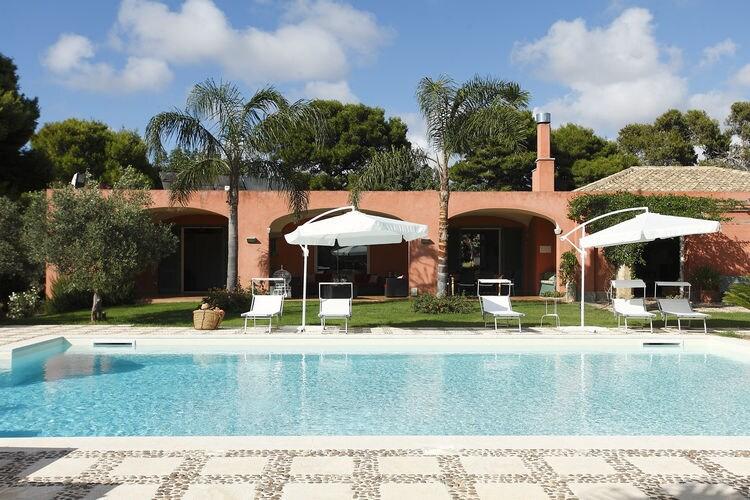 Villa met zwembad met wifi  Marsala  Lilybeum