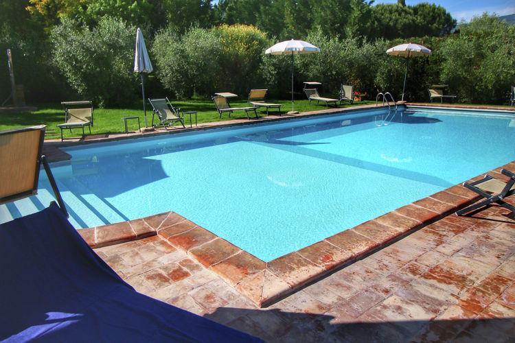 Boerderij Italië, Toscana, Cortona Boerderij IT-52044-312