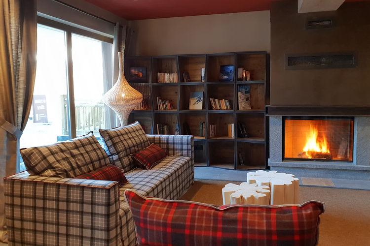 Vakantiehuizen Frankrijk | Rhone-alpes | Appartement te huur in Beaufort   met wifi 6 personen