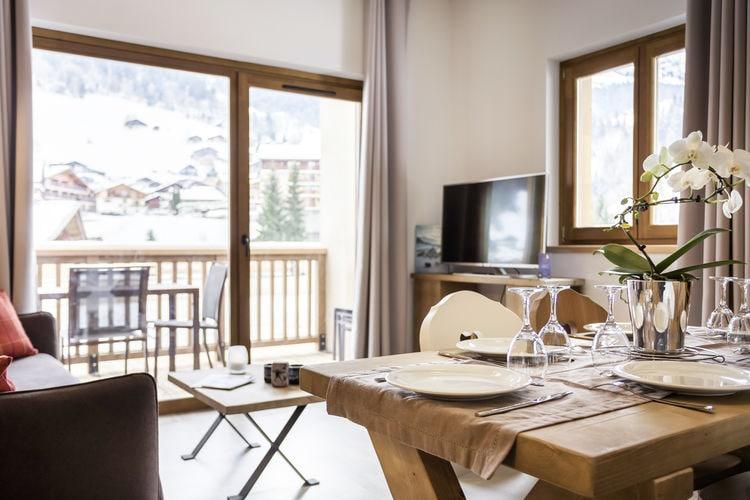 Vakantiehuizen Frankrijk | Rhone-alpes | Appartement te huur in Beaufort   met wifi 8 personen