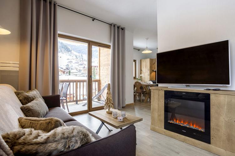 Appartement Frankrijk, Rhone-alpes, Beaufort Appartement FR-73270-07