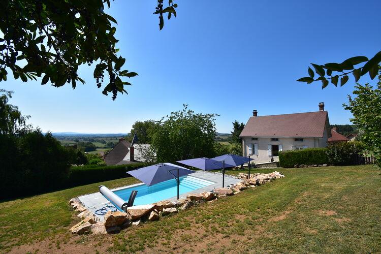 Vakantiehuizen Bourgogne te huur Martigny-le-Comte- FR-71220-04 met zwembad  met wifi te huur