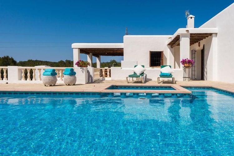 Vakantiehuis met zwembad met wifi  San-JoseCanTito