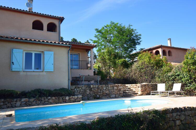 Vakantiehuizen Joyeuse te huur Joyeuse- FR-07260-12 met zwembad  met wifi te huur