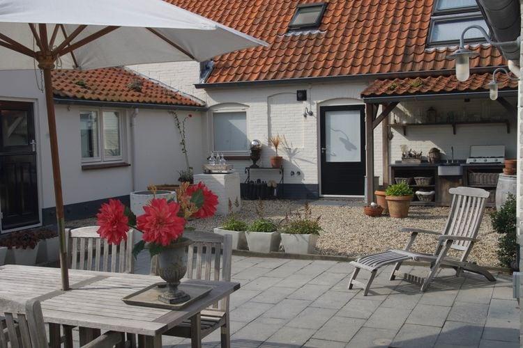 vakantiehuis Nederland, Zuid-Holland, Ouddorp vakantiehuis NL-3253-54